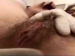Amateur Hairy Teen Anal Blindfolded video on WebcamWhoring.com