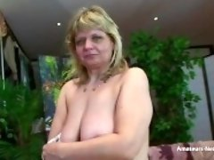 """Old woman with flabby mummy tummy gets a a workout from young guy"" video on WebcamWhoring.com"