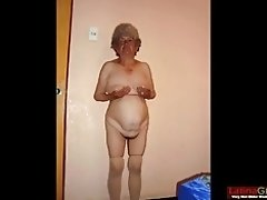 LatinaGranny Amateur Latina Grandma Slideshow video on WebcamWhoring.com