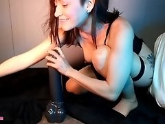 AdalynnX - Fisting, Big Toys, and Whipcream Fun video on WebcamWhoring.com