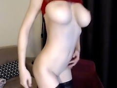 HOT TEEN WITH big NATURAL BOOBS video on WebcamWhoring.com