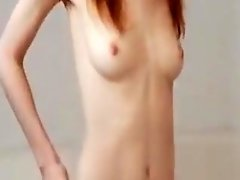 Teenage hottie plays with her snatch video on WebcamWhoring.com