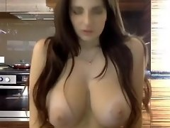 Slutty Big Titty Cam Girl Cums video on WebcamWhoring.com