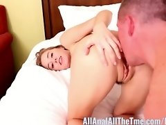 Hot Tall Teen Haley Reed Gets Fucked in Ass for All Anal! video on WebcamWhoring.com