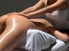 Horny Amateur clip with Lesbian, Massage scenes video on WebcamWhoring.com