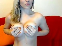 Pretty plump blonde milf solo video on WebcamWhoring.com