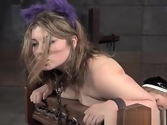 Dominated sub strapon fucked by femdom video on WebcamWhoring.com