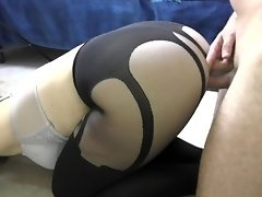 Fuck Big Ass in Nylon Ripped Pantyhose video on WebcamWhoring.com