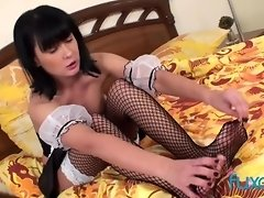 Daria Lipov solo anal toying video on WebcamWhoring.com