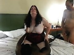 Grandma invites her BBC Plays mates to sex all night Orgy. video on WebcamWhoring.com