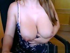 Pale Redhead Milf With Natural Boobs Part 02 video on WebcamWhoring.com