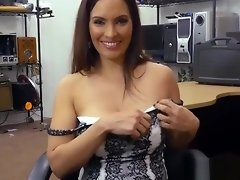 Sexy latina Sophie Leon gets fuck and paid with cash video on WebcamWhoring.com