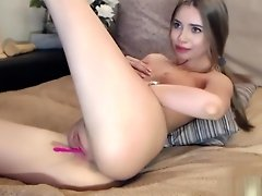 Horny Tiny Tits Camgirl Loves To Show Off On Cam video on WebcamWhoring.com