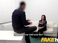 Fake Agent Hot slow sex with hot tight shaven pussy on casting couch video on WebcamWhoring.com