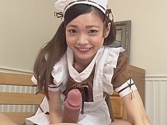 My real live maid doll #12 - Submissive cutie video on WebcamWhoring.com
