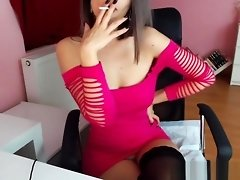 Gorgeous babe loves playing her petite pussy live on cam video on WebcamWhoring.com