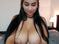 Colombian bbw big boobs girl XIV megapu video on WebcamWhoring.com