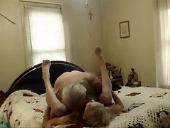 Grandma And Grandpa Having Sex On Cam video on WebcamWhoring.com