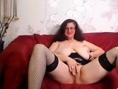 Granny With Massive Tits On Webcam video on WebcamWhoring.com