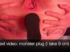 Submissive Painslut Asshole Destruction: Extreme Gaping Ass for Anal Slut video on WebcamWhoring.com