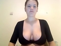 WET PUSSY BIG BOOBS MILF video on WebcamWhoring.com