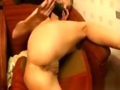 Skinny bizarre amateur extreme anal toys and ass gape video on WebcamWhoring.com