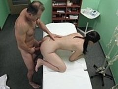 Deep medical examination video on WebcamWhoring.com