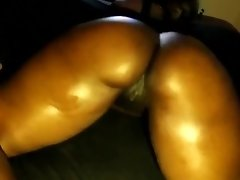 Throwing this phat ass back on daddy dick video on WebcamWhoring.com