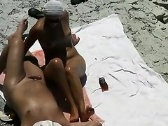 Fabulous amateur beach, small tits, nudist sex movie video on WebcamWhoring.com