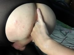 Russian sexy Mary makes a domination extreme anal fisting video on WebcamWhoring.com