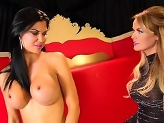 Strap On Interview! Desperate for the Job ft Jasmine Jae video on WebcamWhoring.com