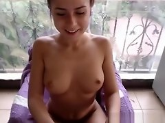 Dirty Shaved Pussy Teen Filmed Herself While Seducing You video on WebcamWhoring.com