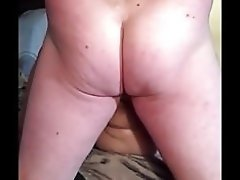 Fat Granny Kate Finger fucking an pussy stretching video on WebcamWhoring.com