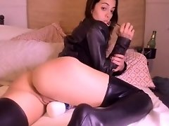 Sexy amateur extreme self fisting fetish masturbation video on WebcamWhoring.com