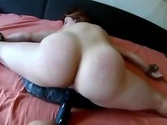Tied to Bed and get Hard Fuck POV video on WebcamWhoring.com