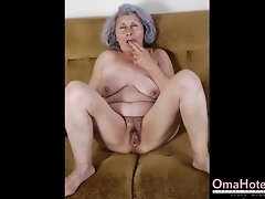 OmaHoteL Well Aged Hairy Lady Pictures Compilation video on WebcamWhoring.com