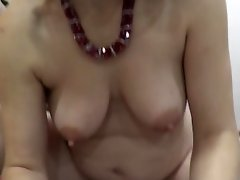 wet pussy rubbing cock till orgasm. sperm close up natural tits closeup POV video on WebcamWhoring.com