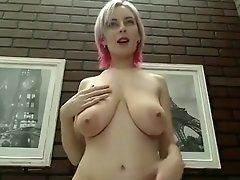 Sexy amateur big boobs girl pussy nailed in the toilet video on WebcamWhoring.com