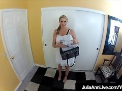 Spy cam Milf Julia Ann Bangs A Lucky Cock! video on WebcamWhoring.com