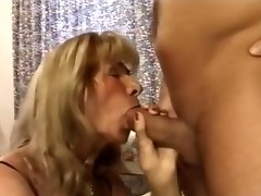 Supertan Hairy Granny in Threesome Fun video on WebcamWhoring.com