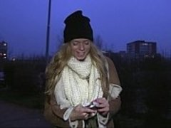 Weather is cold, the girl is hot video on WebcamWhoring.com