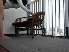 hardcore balcony public sex full uncuted video from 3 cameras video on WebcamWhoring.com