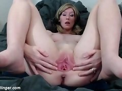 v169 Spread & Finger My Tight Pussy video on WebcamWhoring.com