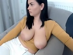 Babe Is Playing With Her Phone video on WebcamWhoring.com