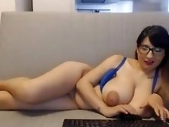 beautiful tits and cameltoe pussy milf video on WebcamWhoring.com