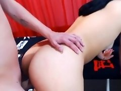 Colombian Hottie Gets Her Vajayjay And Asshole Pounded video on WebcamWhoring.com