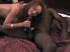 Amateur milf cougar interracial cuckold blowjobs video on WebcamWhoring.com
