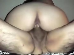 Hottest amateur shaved pussy, quickie, creampie adult video video on WebcamWhoring.com