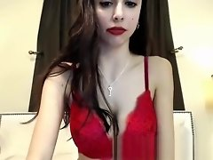Paige funny busty brunette flashing boobs video on WebcamWhoring.com