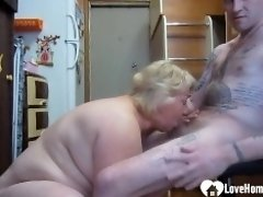 GILF likes to choke on my huge dick video on WebcamWhoring.com